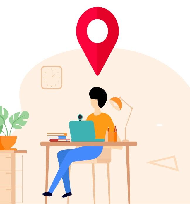 geo tag location
